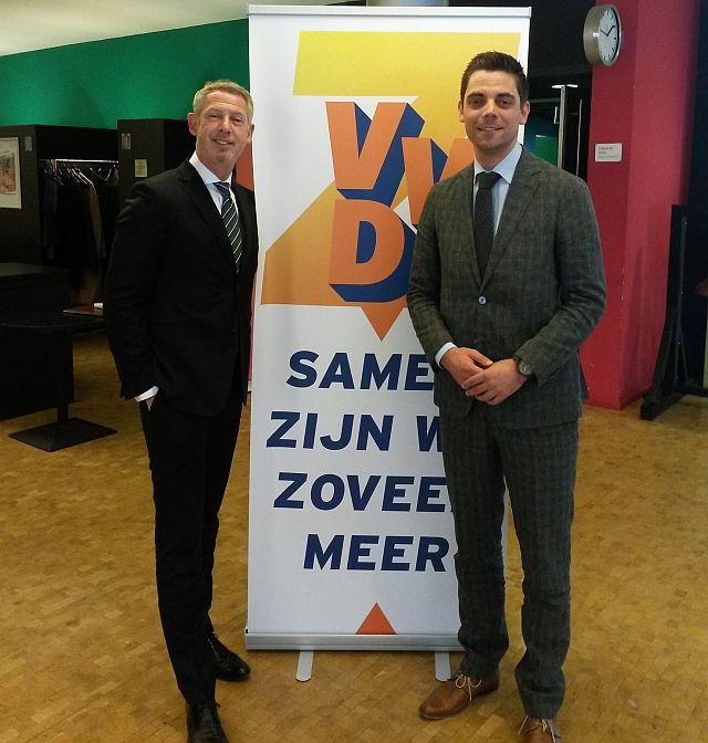 FDP-Mitglied soll niederländische Liberale (VVD) beim Weg über die Grenze helfen