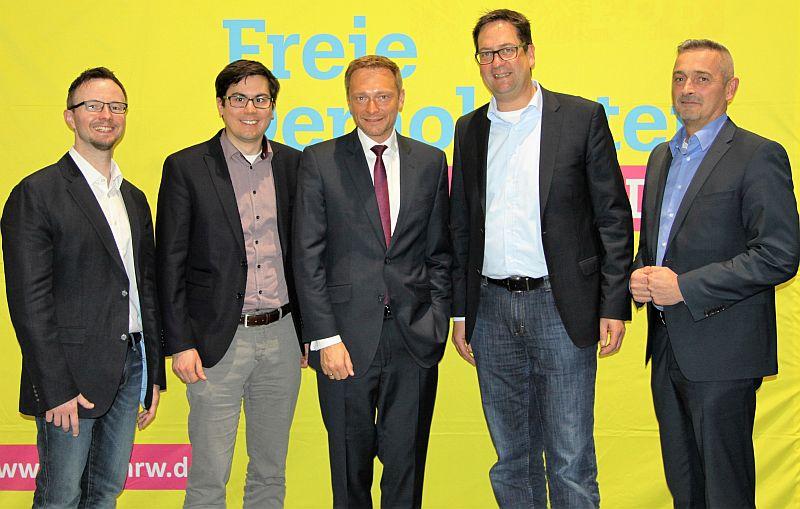 Aachener Liberale im Landesvorstand