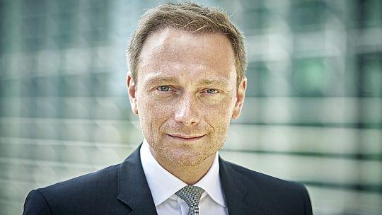 Christian Lindner MdL - FDP-Vorsitzender