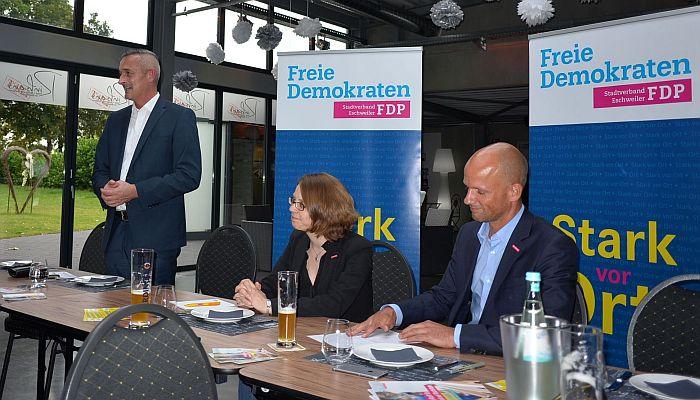 Städteregionaler Handwerks- und Mittelstandsdialog in Eschweiler