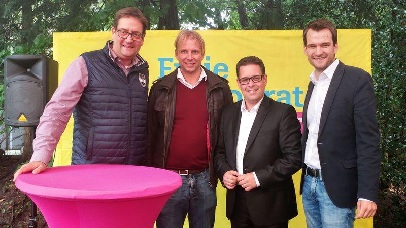 Bezirkssommerfest 2017 in Aachen