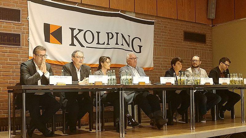 Podiumsdiskussion im Castorhaus in Alsdorf