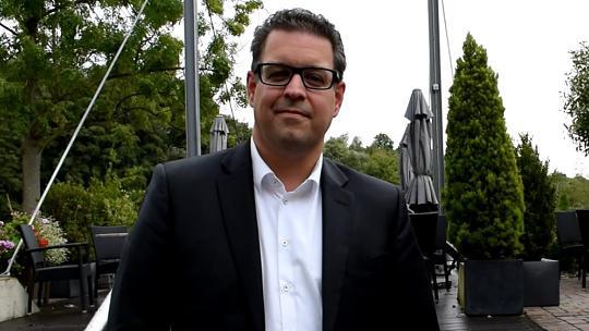 Frank Schniske von der FDP kandidiert erstmals für den Bundestag