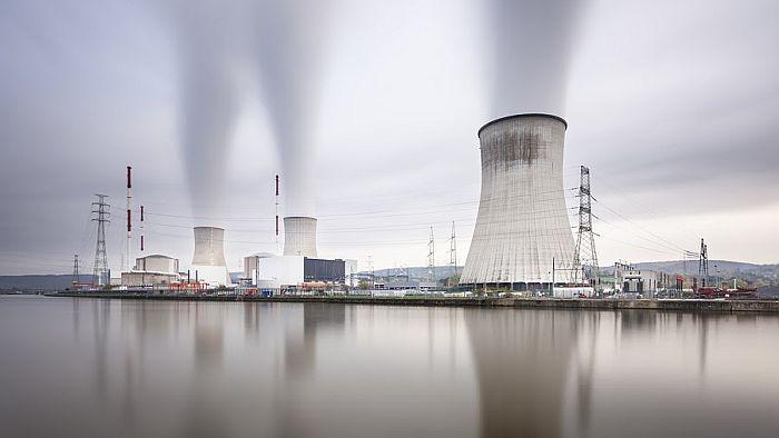 Pannenreaktor Tihange 2 bei Huy
