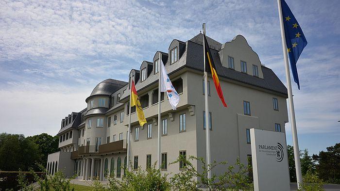 Parlamentsgebäude der Deutschsprachigen Gemeinschaft Belgiens