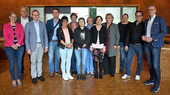 Liberale Frauen zu Besuch im Parlament der Deutschsprachigen Gemeinschaft