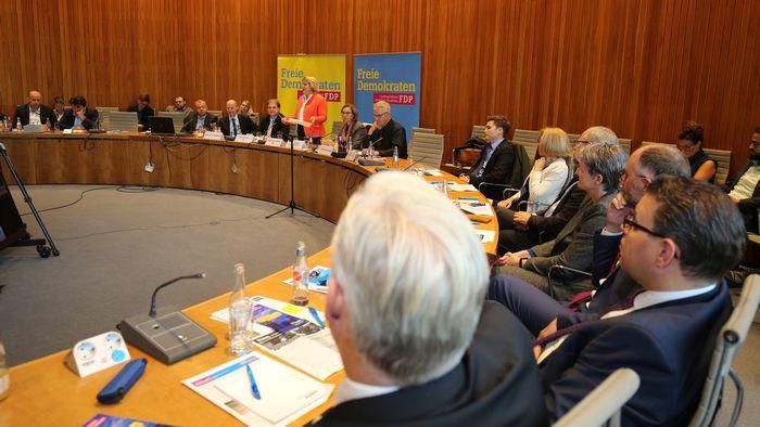 Werkstattgespräch der FDP-Landtagsfraktion zur Zukunft der beruflichen Bildung