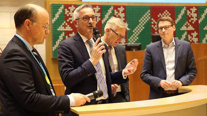 Europa-Kongress der FDP-Landtagsfraktion