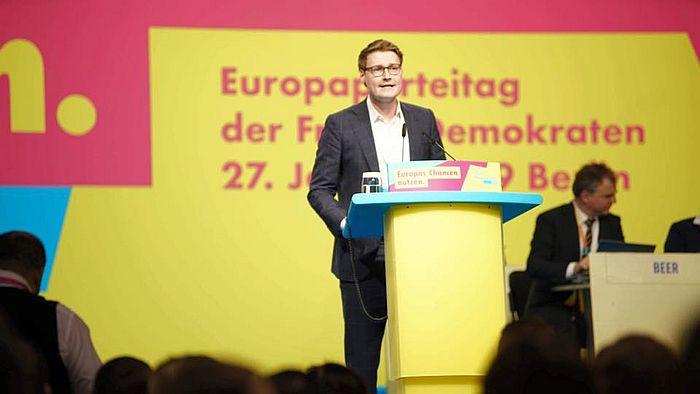 Moritz Körner MdL