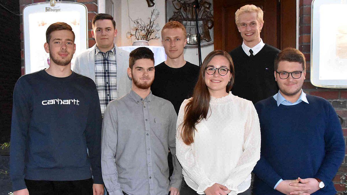 Neuer Ortsverband der Jungen Liberalen Baesweiler