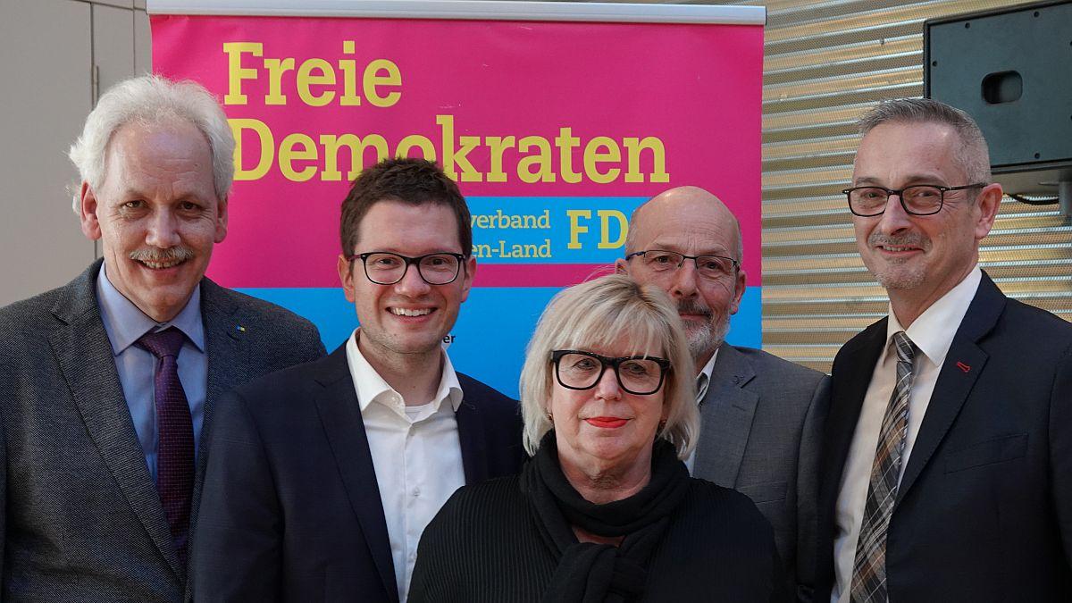 Kreisparteitag der FDP