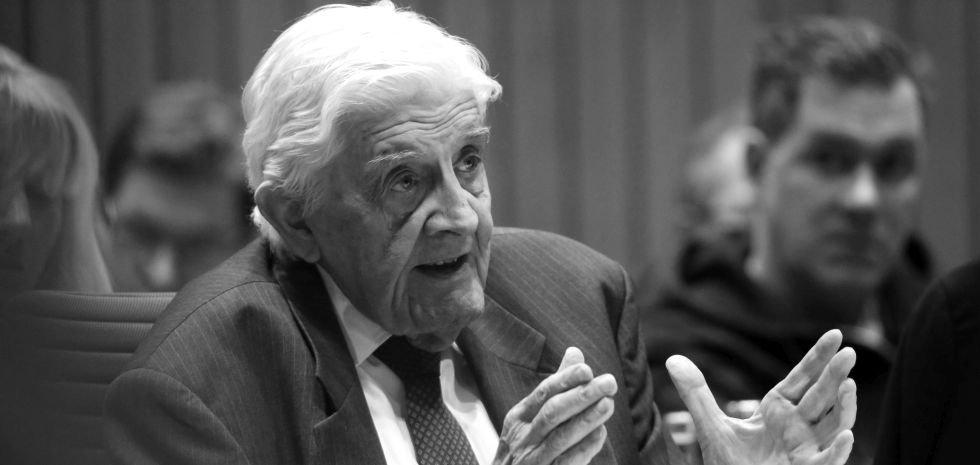 Burkhard Hirsch