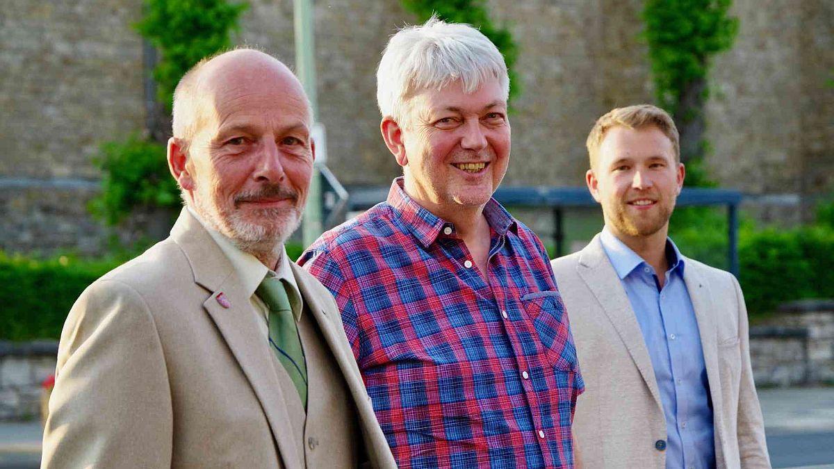 Kommunalwahlen: Zwei Altbekannte und ein jüngeres Gesicht