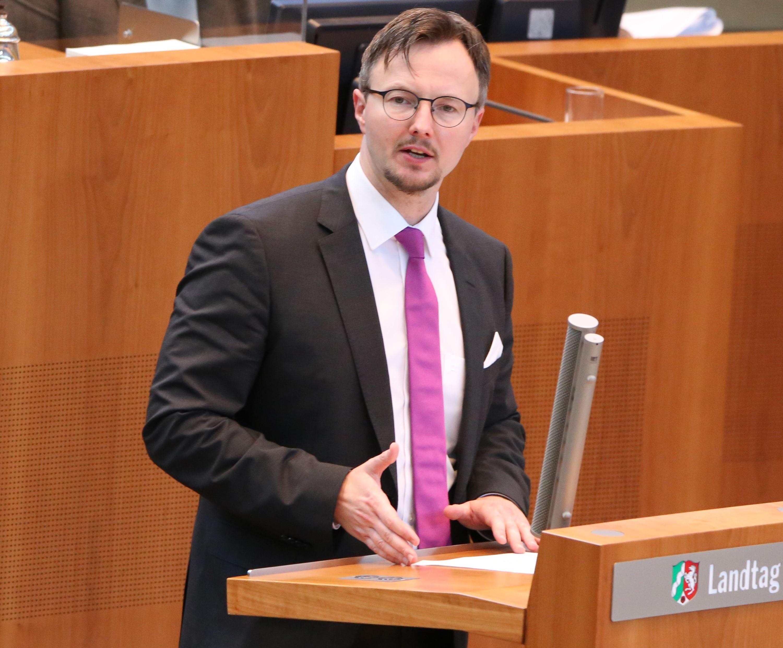 Stefan Lenzen, MdL