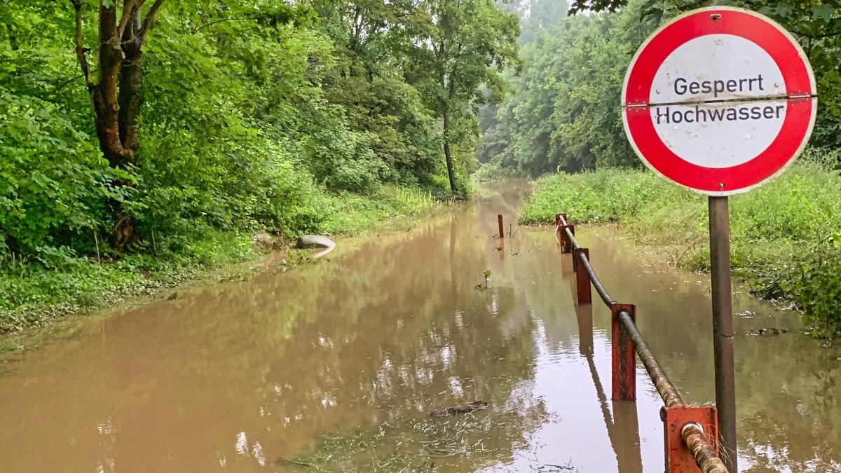 Hochwasserkatastrophe 2021