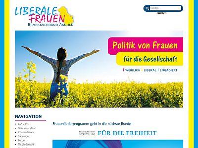 Liberale Frauen Bezirksverband Aachen