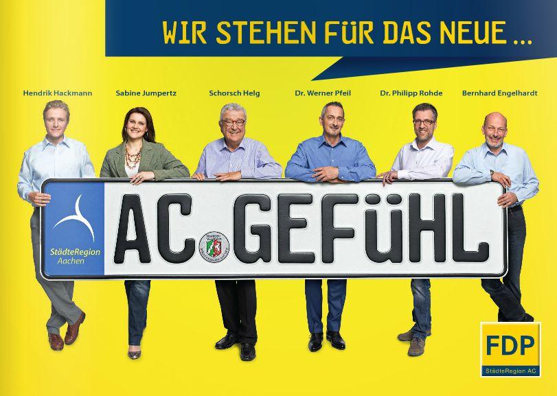 Programm zur Kommunalwahl am 25.05.2014