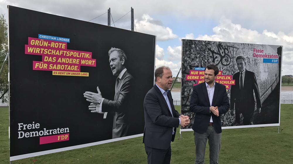 Wahlkampfveranstaltung der FDP NRW in Euskirchen