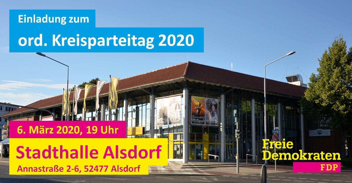 Kreisparteitag 2020