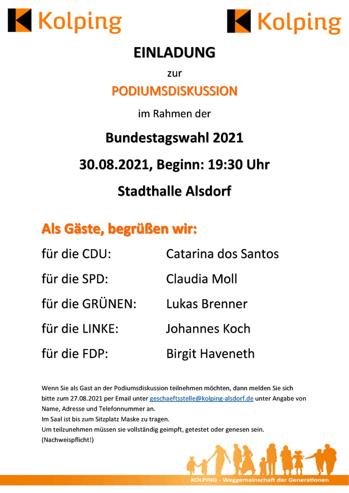 Kolpingfamilie Alsdorf